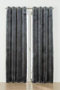Simone gardiner med maljer 220cm 2 stk