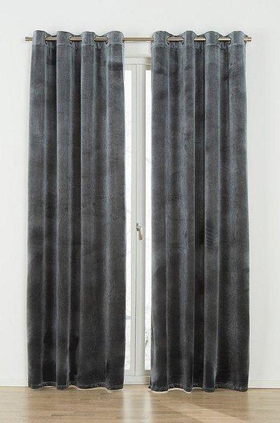 Jotex Simone gardiner med maljer 300cm 2 stk