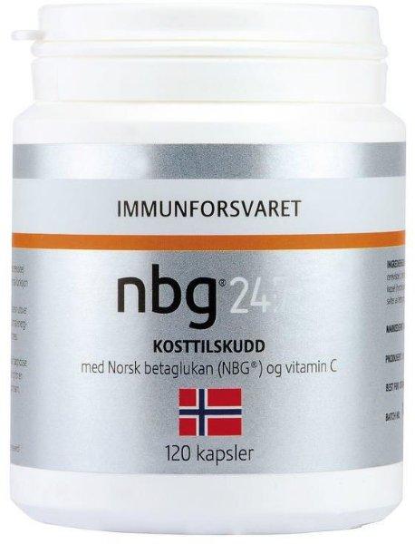 NBG 24:7 120 kapsler