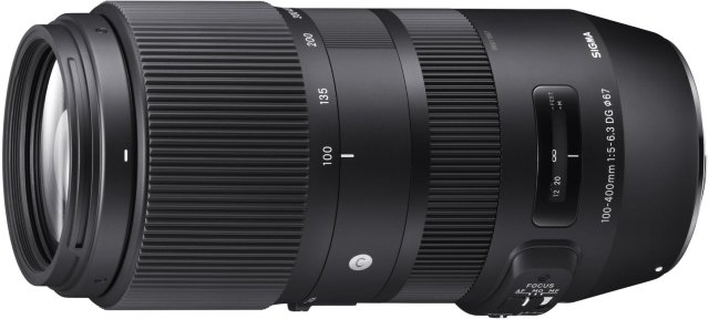 Sigma 100-400mm f/5-6.3 DG DN OS for Sony