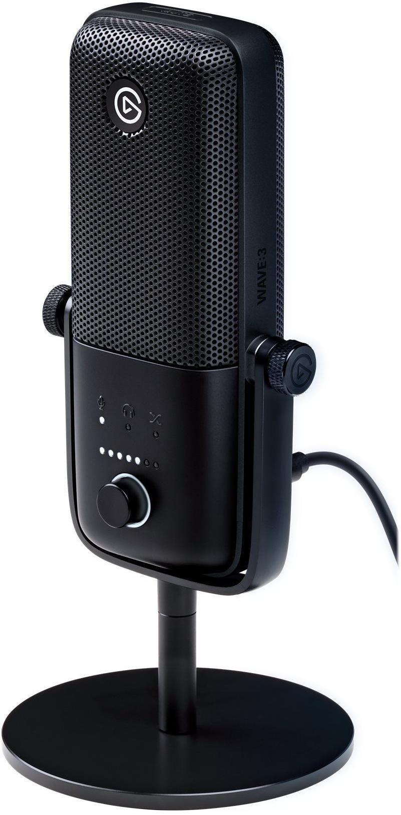 Elgato Wave 3 USB Mikrofon | Scandinavianphoto.no