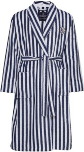 Home Striped Terry Robe
