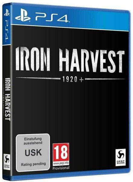 Iron Harvest til Playstation 4