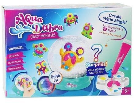 AquaDabra Crazy Monsters