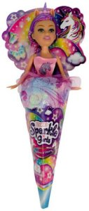 Sparkle Girlz Unicorn Cone