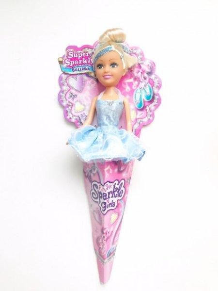 Sparkle Girlz Ballerina Cone