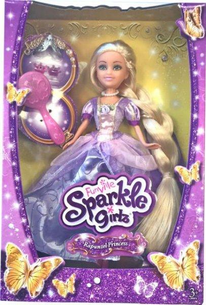 Sparkle Girlz Rapunzel
