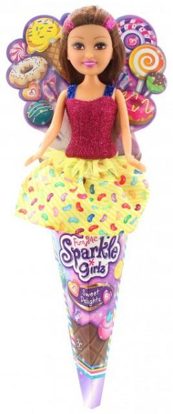 Sparkle Girlz Sweet Delights Cone