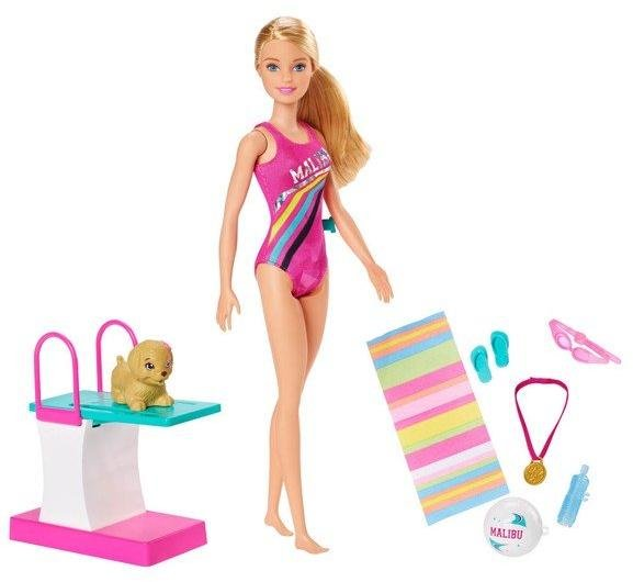 Barbie Dreamhouse Adventures Swim n' Dive