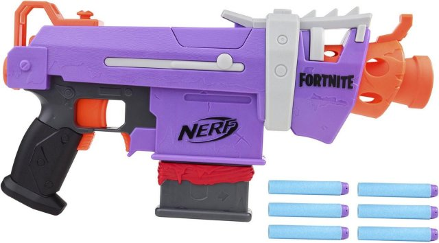 NERF Fortnite Dart Blaster SMG-E