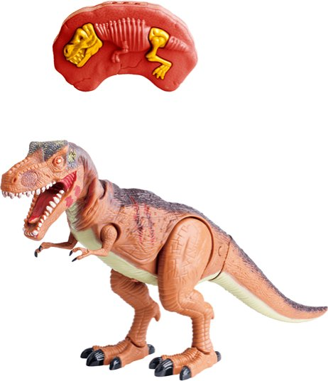 Dino vs World Radiostyrt Dinosaur