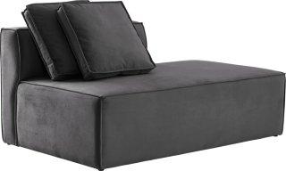 Baltimore sofamodul stor med rygg venstre