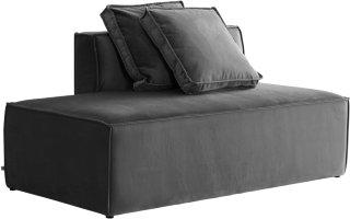 Baltimore sofamodul stor med rygg høyre