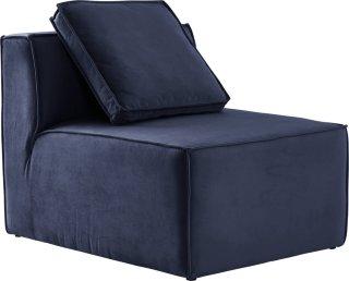 Baltimore sofamodul liten med rygg