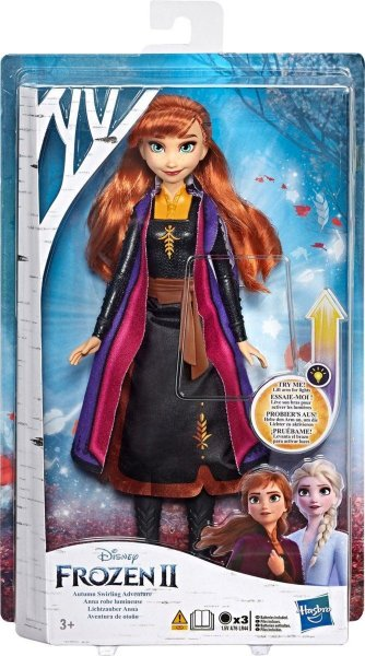 Disney Frozen 2 Light Up Fashion Anna