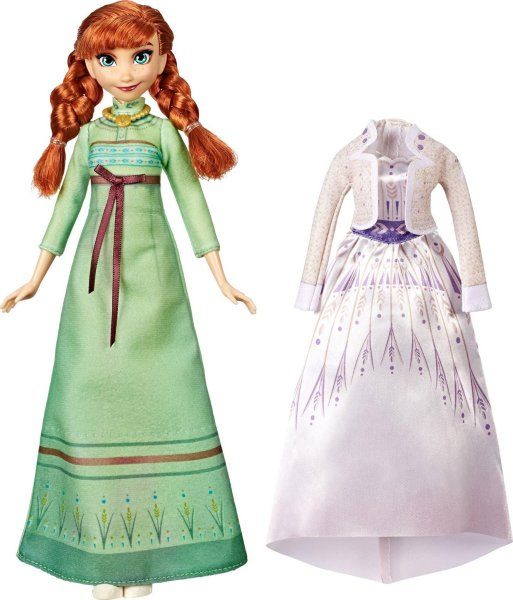 Disney Frozen 2 Fashion Anna