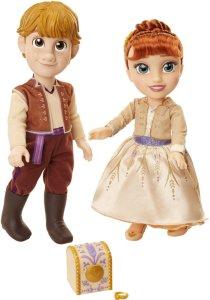 Frozen 2 Anna & Kristoff Toddler Doll