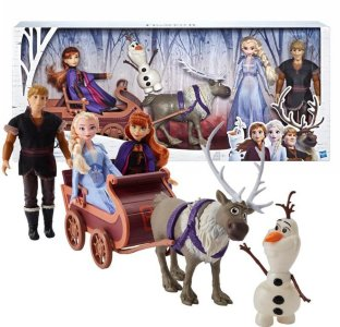 Frozen 2 Sledeeventyr