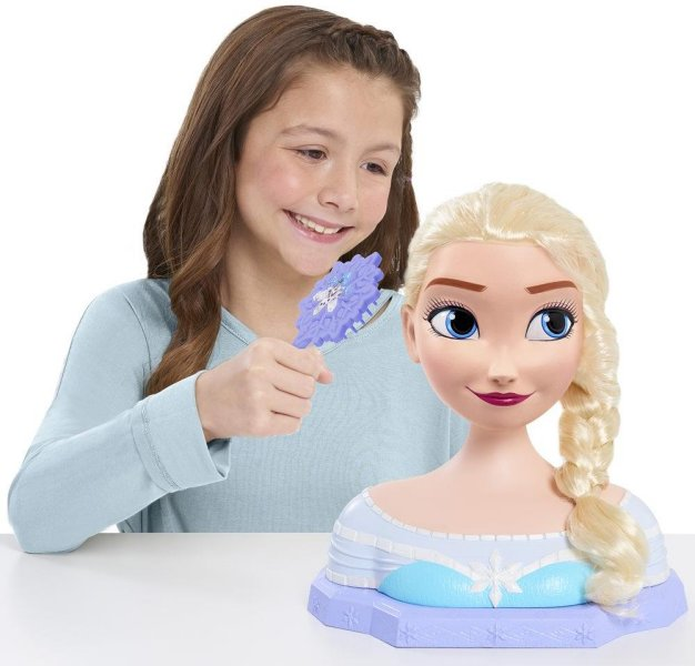 Disney Frozen 2 Elsa Deluxe Styling Head