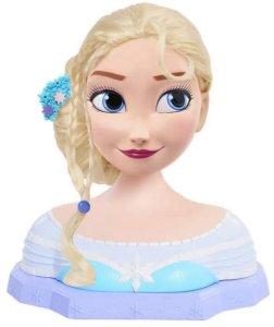Frozen 2 Elsa Deluxe Styling Head