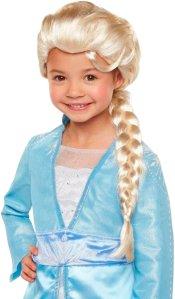 Jakks Pacific Disney Frozen Elsa Wig