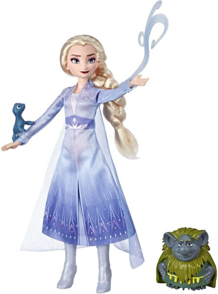 Disney Frozen 2 Elsa Storytelling Doll