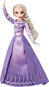 Frozen 2 Elsa Deluxe Fashion