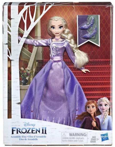 Disney Frozen 2 Elsa Deluxe Fashion