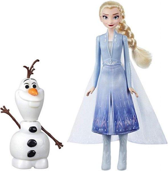 Disney Frozen 2 Elsa & Olaf Talking Dolls