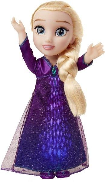 Disney Frozen 2 Elsa Doll Light Up Dress