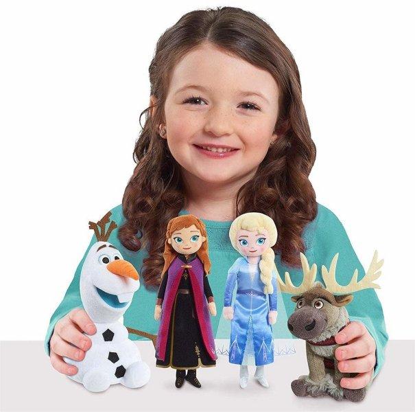 Disney Frozen 2 Talking Anna