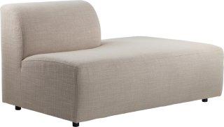 Bonn sofamodul med rygg venstre