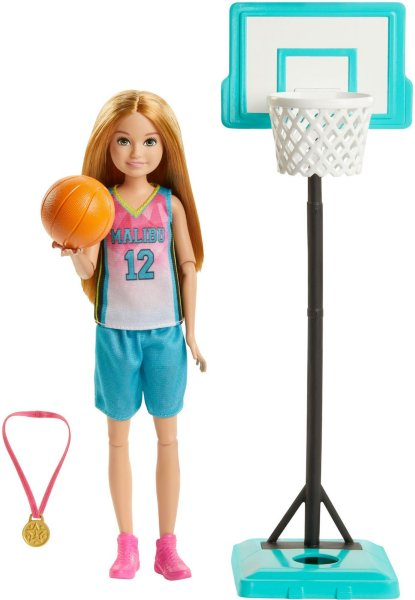 Barbie Dreamhouse Adventure Basketball Stacie