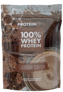 ProteinPro 100% Whey Protein 500g