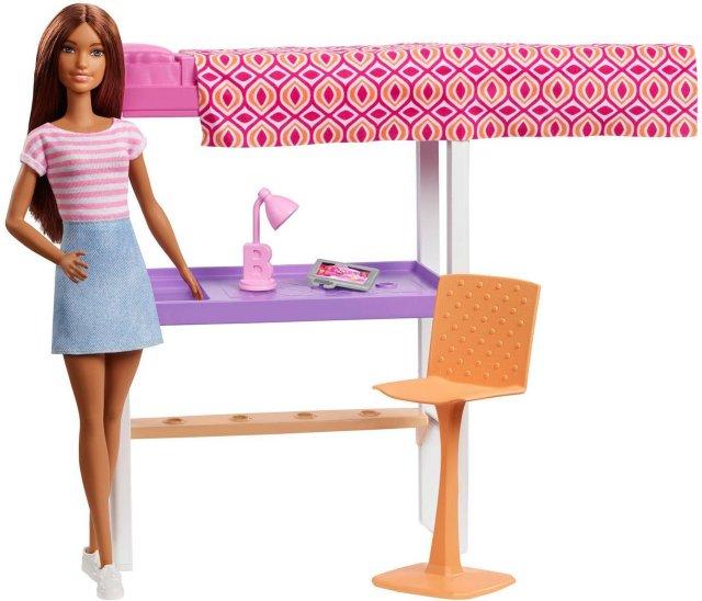 Barbie Dreamhouse Loft Bed