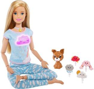 Barbie Wellness Meditation