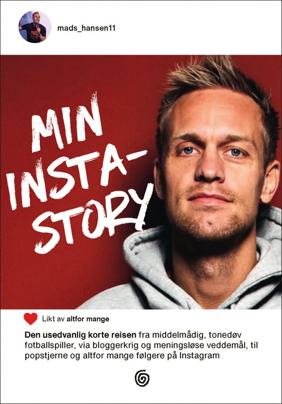 Kagge Forlag Min instastory
