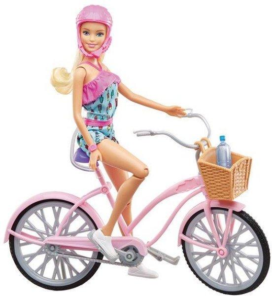 Barbie Sykkel