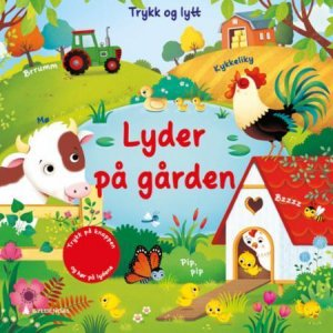 Gyldendal Lyder på gården
