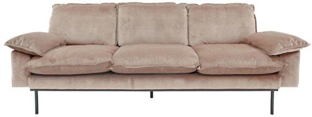HK Living Retro 3-seter sofa