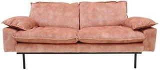 Retro 2-seter sofa