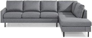 Peppe 3-seters sofa med sjeselong høyre