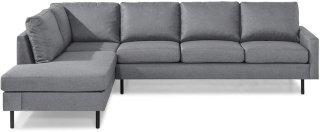 Peppe 3-seters sofa med sjeselong venstre