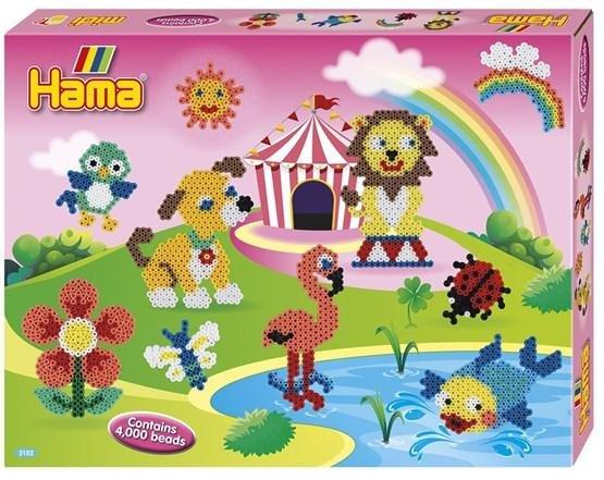 Hama Midi Gift box Circus 4000 pcs