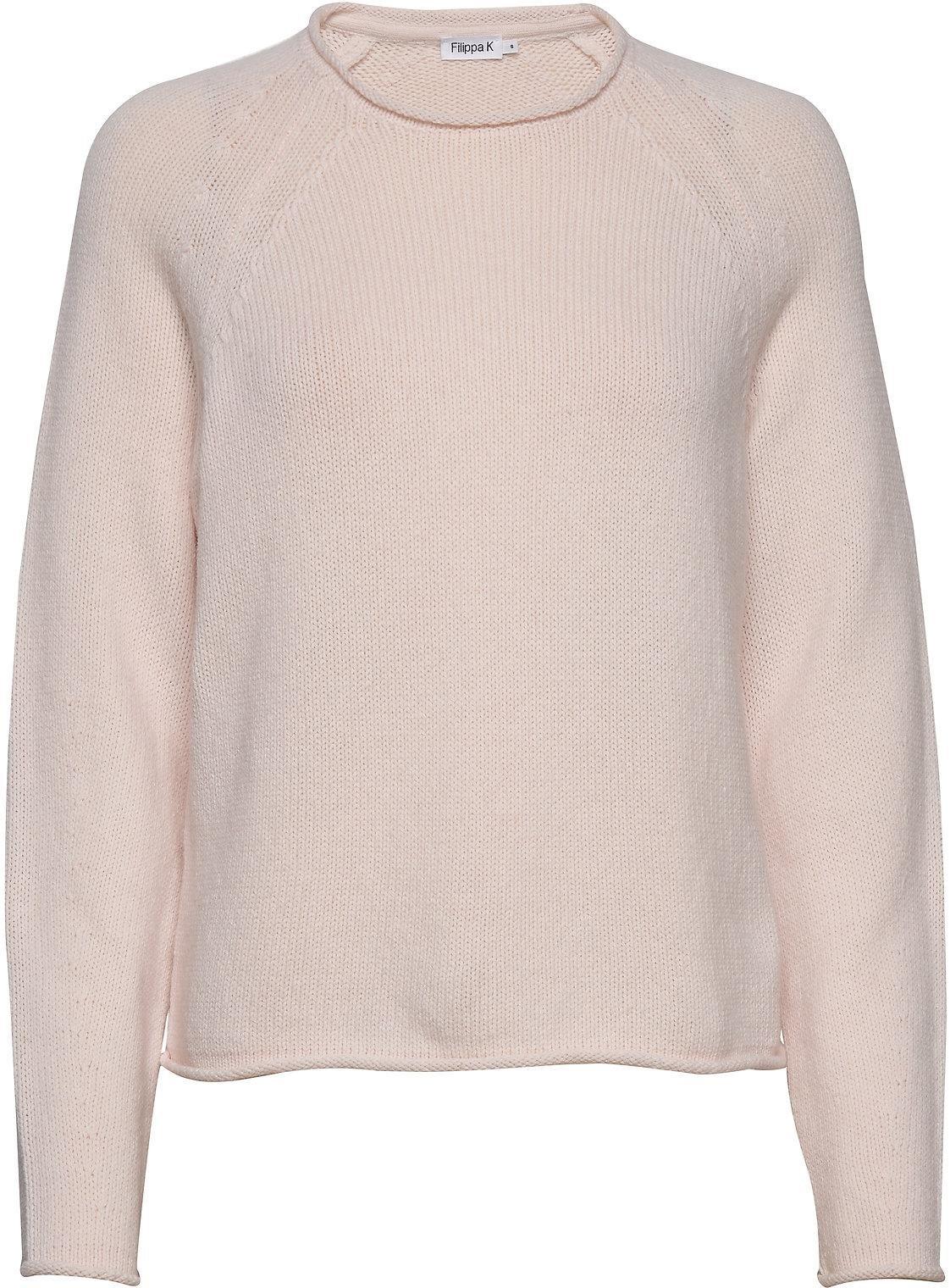 Pink Sweater Dahlia   Filippa K   Strikkejakker & gensere