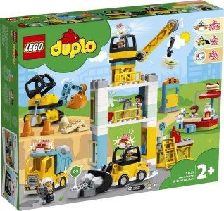 Duplo Town 10933 Tower Crane & Construction
