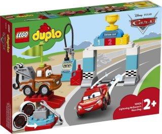 Duplo 10924 Disney - Lightning McQueen's Race Day