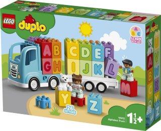 Duplo 10915 Alphabet Truck