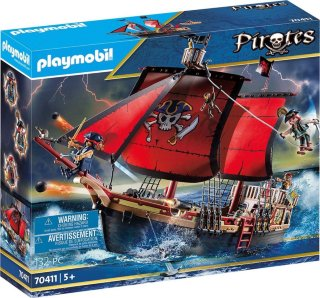 70411 Pirates Scull & Crossbones Fighter
