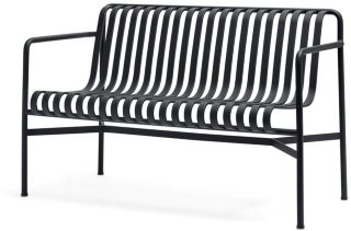 HAY Palissade Dining Bench With Armrests